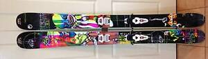 K2 HELLBENT Skis 179cm with marker bindings (2011) - AS NEW Toowoomba Toowoomba City Preview