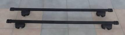 Thule Roof Bars (suit open rail style roof bar mounts)