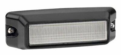 Federal Signal Ipx600b-w Impaxx Led Ext.perimeter Light White Leds Clear Lens