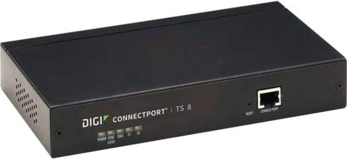 Digi Connectport Ts 8 Serial to Ethernet Terminal Server - 70002323