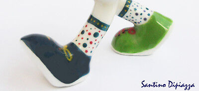 Multi- Coloured Spotted Handle and Sock Series