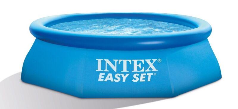 ***USEDOPEN BOX Pool Swim Set Easy St 8ftx30in