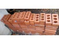 Red Bricks x 100