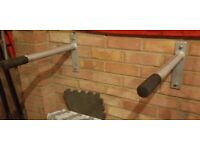 Dip Bars (Gym Equipment) for Triceps and Chest