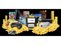 Cash for your unwanted video games and consoles anything considered i come to you to collect £££
