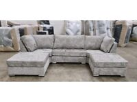 GREAT OFFER 🎲 NEW U-SHAPE SOFA IN STOCK    FREE DELIVERY🚚