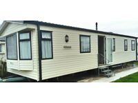 3 caravans for hire, Holiday Resort Unity, Brean, Somerset. Sept, Oct & Nov dates available