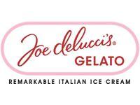 Joe Delucci's Gelato Kiosk Manager