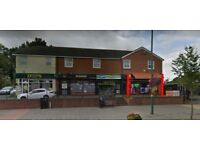 ACOCKS GREEN VILLAGE 1200sqft LARGE SHOP TO LET