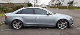 Audi A4 2.7 TDI S Line Multitronic 4dr FSH, NAV,Tuning,19'' Alloys
