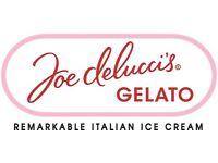 Joe Delucci's Italian Gelato Kiosk Manager