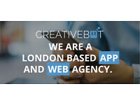 Web developers, App development, London Website and Application Developers at affordable prices