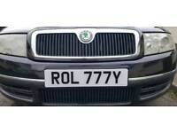 ROLLS ROYCE ROLAND ROLY ROLEY ETC REGISTRATION FORSALE