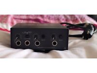 MTR 2 way Headphone Amps