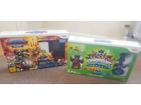 Wii Skylanders starter sets - Swap Force & Superchargers Racing