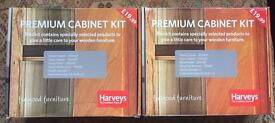 2 x furniture cleaning kits