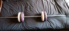 *Cheap*Weights N Barbell**