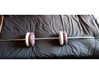 **QuickSale** Barbell & Weights**