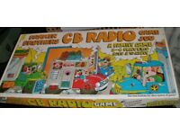 CB-RADIO BOARD GAME 1976 PARKER BROTHERS. (NOW REDUCED)