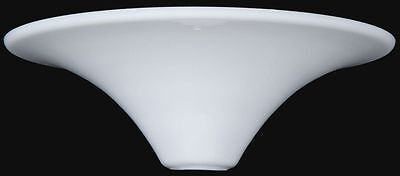 Stiffel Torchiere Shade Glass Lamp Stiffle Stifle Stifel Floor Lamps Opal Glass
