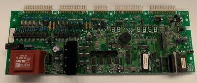 Microprocessor Board For Continental Gibau Pn 571695 Used