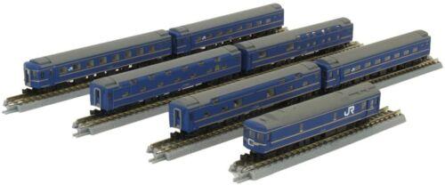 Rokuhan Z gauge T017-1 24 series Hokutosei JR East / Hokkaido formation 7car set