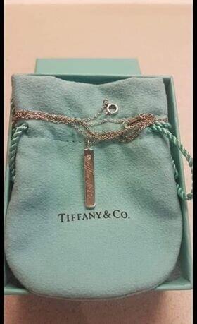 8693817f6 Genuine Tiffany & Co Necklace | in Aberdeen | Gumtree