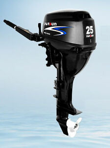 Parsun 25 hp 4 Cycle Outboard Motor- Never Used New Condition