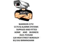 cctv secured system camera kit