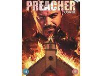 Preacher Complete 1st Season DVD