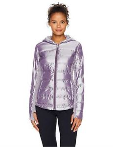 NEW Spyder Active Sports Women's Solitude Hoody Down Jacket Sz L
