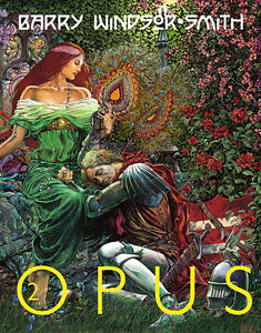Barry Windsor-Smith Opus Vol. 2
