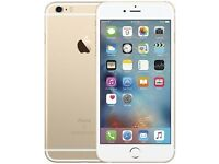 APPLE IPHONE 6 GOLD 16GB 4G O2 NETWORK
