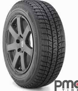 Bridgestone Blizzak WS80 Winter tires - 205/55/R16