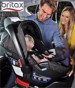 NEW BRITAX ELITE INFANT CAR SEAT   B-SAFE ELITE INFANT CAR SEAT - VIBE  BABY CARRIER SAFETY TRAVEL GEAR 92974476