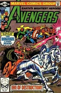 AVENGERS COMIC BOOK 208 NM Oakville / Halton Region Toronto (GTA) image 1