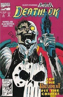 Deathlok Vol. 2 (1991-1994) #7