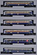 N Scale Orient Express