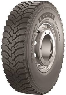 Michelin drive tyres