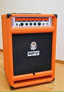 GREAT COND ORANGE TERROR 500 WATTS RMS COMBO BASS AMP AMPLIFIER South Morang Whittlesea Area Preview