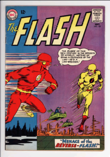 Wanted: The Flash 139 comic book