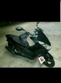 Honda pcx not vision or ps sh