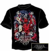 Chelsea Shirt Black