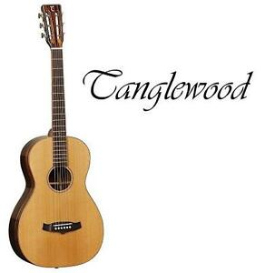 NEW* TANGLEWOOD ACOUSTIC GUITAR TWJPE ACOUSTIC GUITAR - MUSIC INSTRUMENT STRINGS 106539901