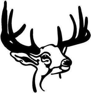 Deer Stickers Ebay
