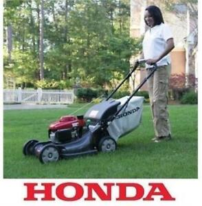 NEW* HONDA 21 GAS LAWNMOWER HRX217K5VKA 252239872 SELF PROPELLED 4 IN 1 LAWN MOWER