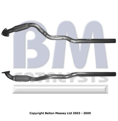 New Vauxhall Zafira Astra G 1.8 Eng Z18XE 00-05 Exhaust Centre Flexi Pipe GM428X