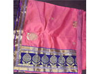 Asian saree party wear