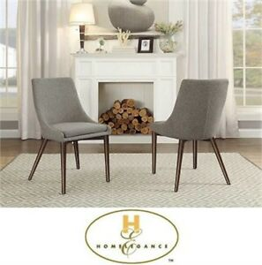 2 NEW HOMELEGANCE SIDE CHAIRS
