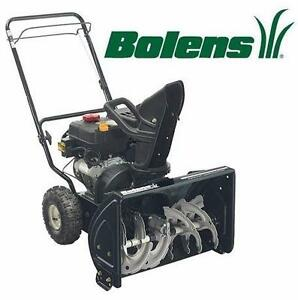 "NEW* BOLENS SNOW THROWER 22""  179CC - SNOW BLOWER WEATHER WINTER SNOWING    91488573"